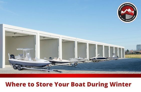 Boat Storage Options: Where to Store Your Boat During Winter