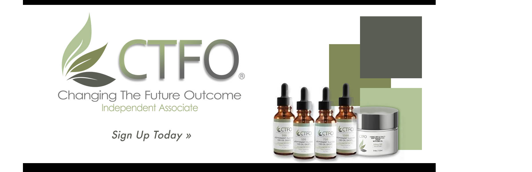 Sign Up For CBD Today