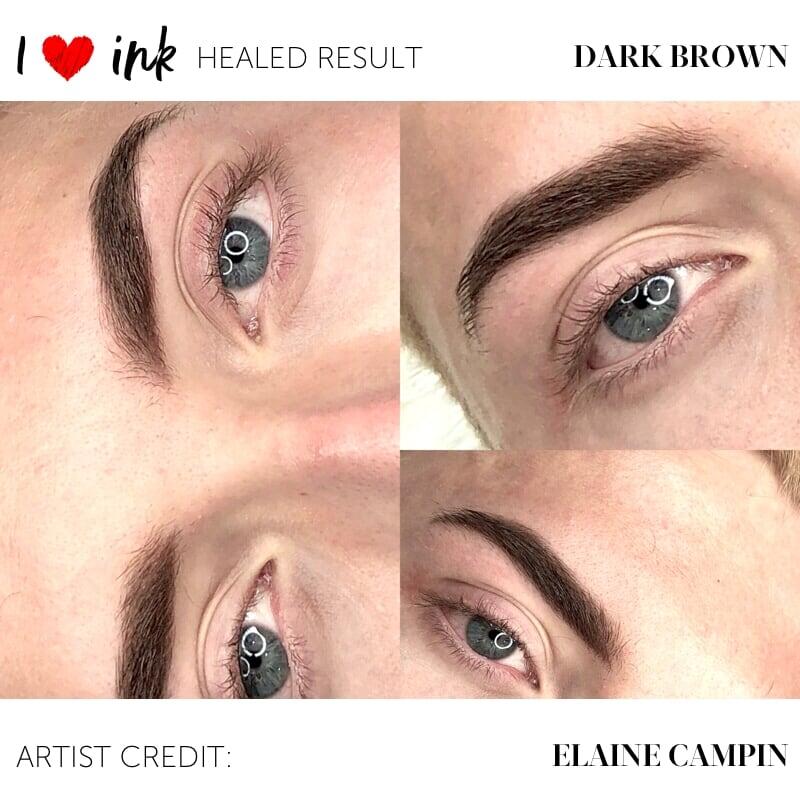 Dark brown H2