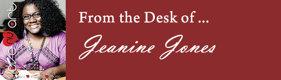 Message from Jeanine Jones
