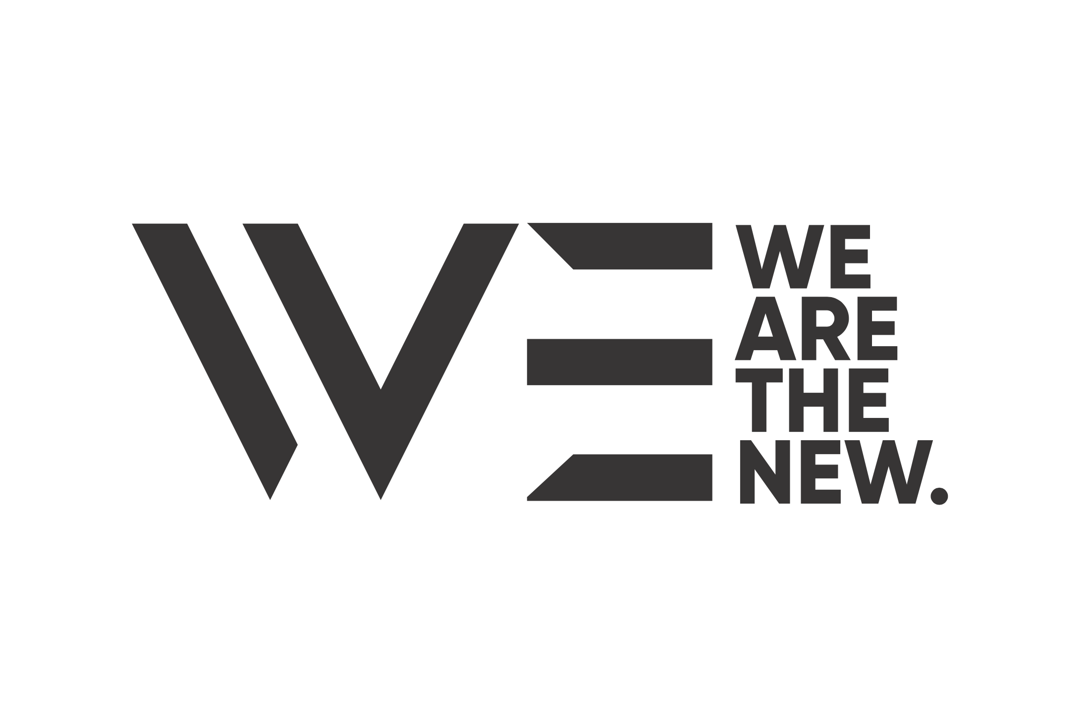 WE ARE THE NEW