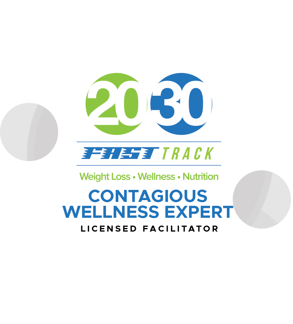 20/30 Fast Track - Contagious Wellness Expert Licensed Facilitator