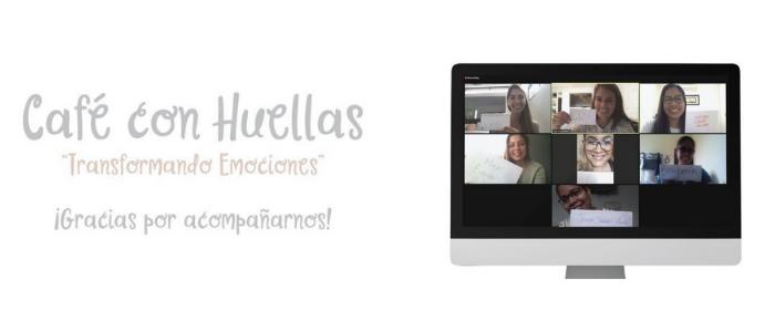 Café con Huellas