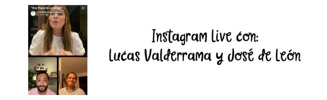 Live con Lucas y Jose