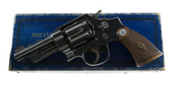 "Smith & Wesson .38/44 Heavy Duty Rare 4"""