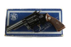Smith & Wesson Model 43 .22/32 Airweight Kit Gun
