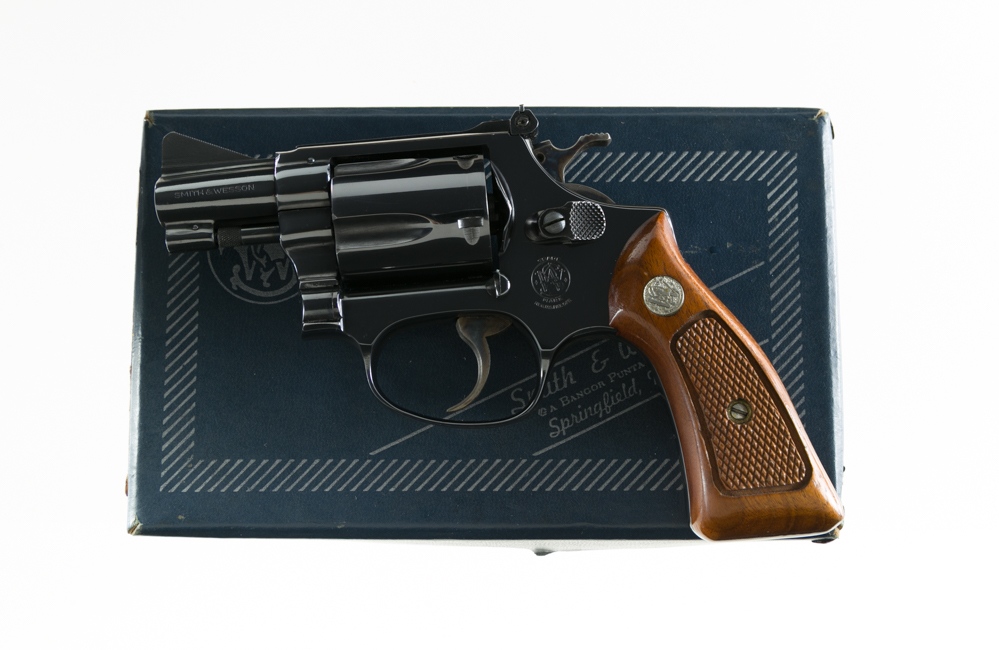 Smith & Wesson Model 50 Chiefs Special Target
