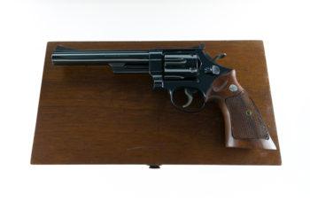 "Smith & Wesson Model 29 No Dash .44 Magnum 6 1/2"""