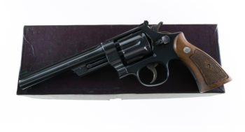 Smith & Wesson Transition 38/44 Outdoorsman Mfd. 1947