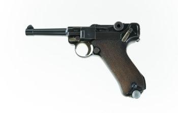 G Code S/42 Luger All Original & Matching Magazine