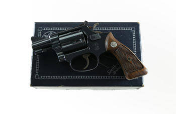 Smith & Wesson Pre Model 36 Chiefs Special Target 1 of 198 Mfd. 1959