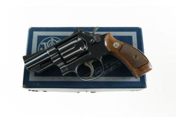 "Smith & Wesson Model 19-2 .357 Combat Magnum 2 1/2"""