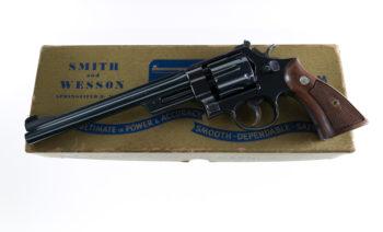 "Smith & Wesson Pre Model 27 8 3/8"" .357 Magnum"