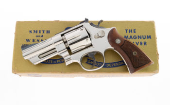 Smith & Wesson 1963 Model 27 .357 Magnum