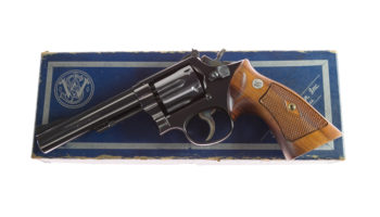 "Smith & Wesson RARE Pre Model 14 5"" Illinois State Police K-38"
