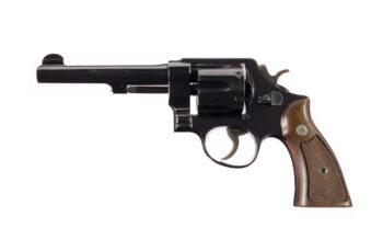 ULTRA RARE Smith & Wesson Model 22-2 .45 ACP
