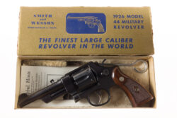 "Smith & Wesson Pre Model 21 .44 Special 5"" Mfd. 1955"
