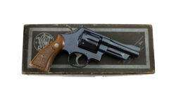 RARE Smith & Wesson Model Marked 24 No Dash