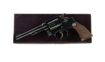 """PERFECT Smith & Wesson Model of 1905 4th Change .38 M&P 5"""""""