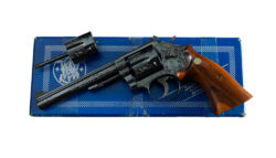 Smith & Wesson Model 48-4 .22 Magnum Factory Class A Engraved