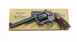 Smith & Wesson Pre Model 14 K-38 Masterpiece Narrow Rib