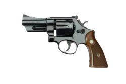 "Smith & Wesson Model 27 No Dash 3.5"""