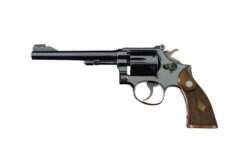 Smith & Wesson 2nd Model K-22 Masterpiece