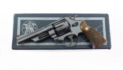 """Smith & Wesson Model 27-2 S Prefix 5"""" .357 Magnum"""