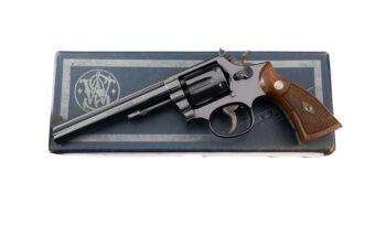 Smith & Wesson Model 16-2 K32 Masterpiece