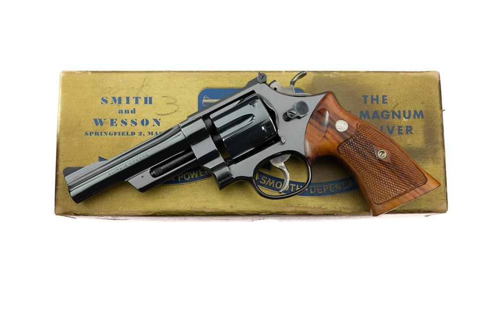 "Smith & Wesson Pre Model 27 5"" .357 Magnum"