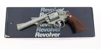 """Smith & Wesson Model 66-1 6"""" .357 Magnum Factory Class A Engraved"""