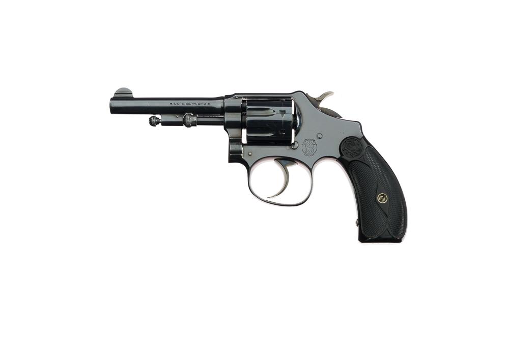 "Smith & Wesson 2nd Model Ladysmith 3"" Blued"