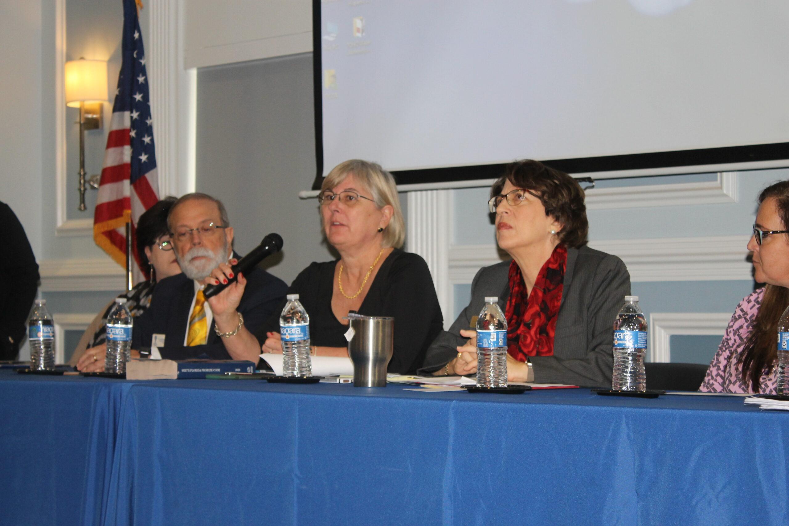 Lennie BUrke at Symposium 2020