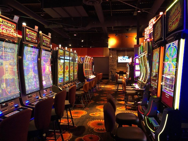 Century Downs Casino Expansion