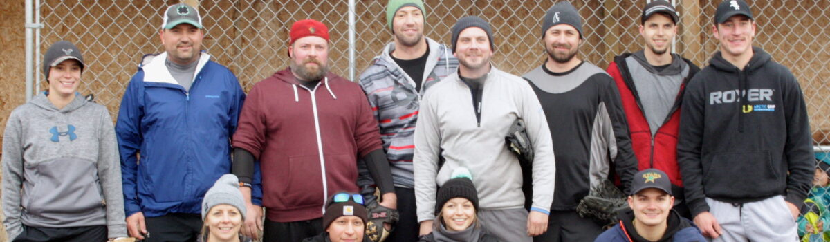 Alcon in the Electrical Slow Pitch Tournament