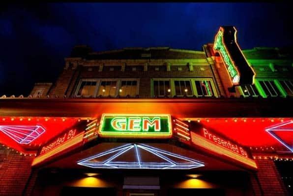 GEM Theatre on August 1