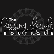 The Passing Freight Boutique logo