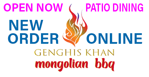 Enjoy Patio Dining or Order Online for Home