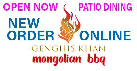Genghis Khan Mongolian Restaurant | Order Online | Delivery