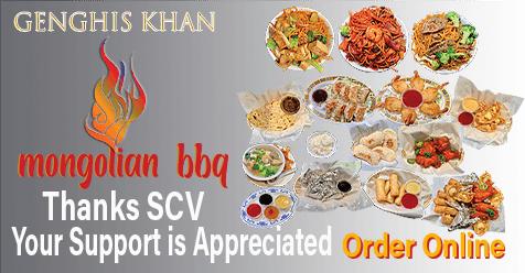 Best Asian Fusion Restaurant In SCV | Genghis Khan Mongolian Restaurant