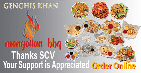 Best Asian Fusion Restaurant In SCV   Genghis Khan Mongolian Restaurant