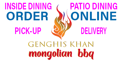 Huge Bowls for Lunch or Dinner   Genghis Khan Mongolian BBQ