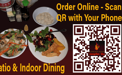 Order Online or Dine In With Us   Your Dinner Awaits