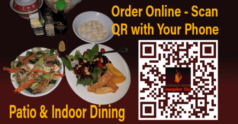 Order Online or Dine In With Us | Your Dinner Awaits