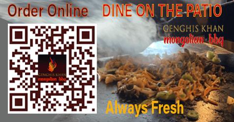 Fresh & Delicious Always | Genghis Khan Santa Clarita