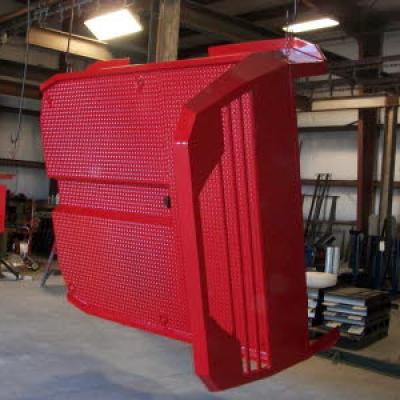 custom truckbed