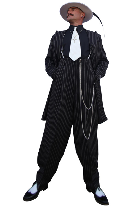 30th Anniversary Limited Edition Zoot Suit