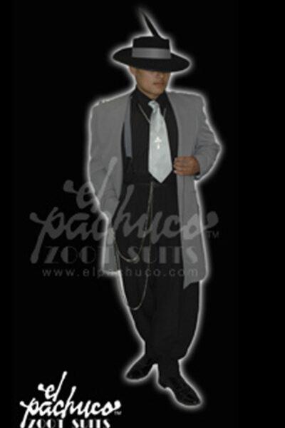 Platinum Zoot Suit