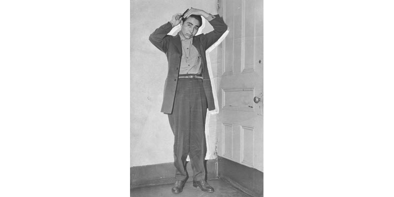 Putting On a Zoot Suit