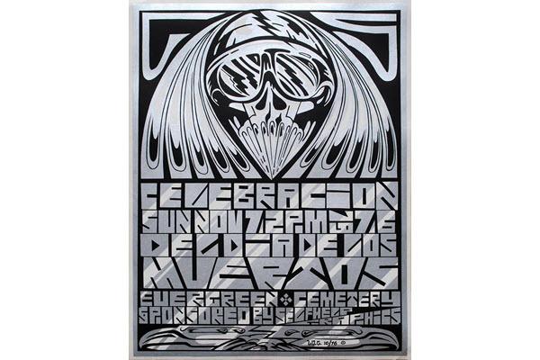 Self Help Graphics And Art's Día de los Muertos Legacy Told Through Prints